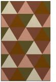 rug #1149219 |  brown retro rug