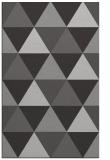 rug #1149291 |  red-orange retro rug