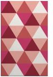 rug #1149307 |  pink geometry rug