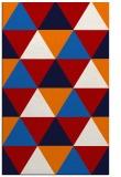 rug #1149327    red retro rug