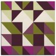 rug #1150419 | square purple rug