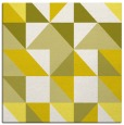 rug #1150467 | square white geometry rug