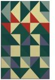 rug #1151243 |  yellow geometry rug