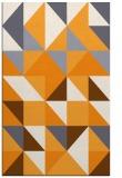 rug #1151275 |  light-orange rug