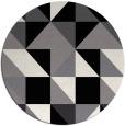 rug #1151283   round white rug