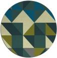 rug #1151409   round geometry rug