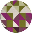 rug #1151526 | round rug