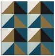 rug #1152045 | square geometry rug