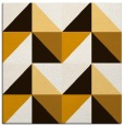 rug #1152315 | square brown abstract rug