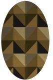 rug #1152405   oval abstract rug