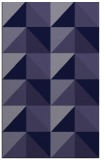 rug #1152835    blue-violet abstract rug