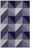 rug #1152839    blue-violet retro rug