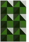 rug #1152891 |  light-green retro rug