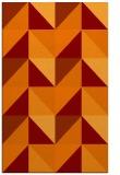 rug #1152959 |  red-orange rug