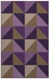 rug #1152999 |  purple abstract rug