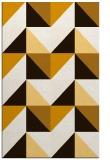 rug #1153051 |  brown retro rug