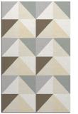 rug #1153055    white abstract rug