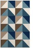 rug #1153059    white abstract rug