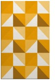 rug #1153103 |  light-orange retro rug
