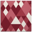 rug #1154083 | square pink rug