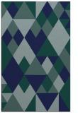 rug #1154631 |  blue rug