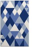 rug #1154639 |  blue popular rug