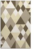 rug #1154911 |  yellow geometry rug