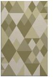 rug #1154931 |  light-green retro rug
