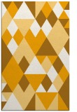 rug #1154943    light-orange retro rug