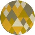 rug #1155276   round retro rug