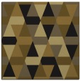 rug #1155715 | square black retro rug