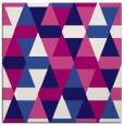 rug #1155796 | square retro rug
