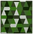 rug #1155835 | square light-green popular rug