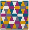 rug #1155863 | square retro rug