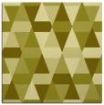 rug #1156031 | square light-green retro rug