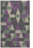 rug #1156615 |  purple popular rug