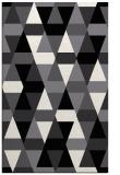 rug #1156719 |  white retro rug
