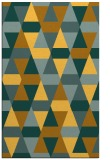rug #1156759 |  light-orange retro rug