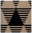 rug #1157547 | square black graphic rug