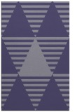 rug #1158359 |  blue-violet abstract rug
