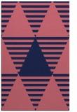 rug #1158363 |  pink abstract rug