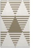 rug #1158431    white abstract rug