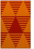 rug #1158531    orange abstract rug