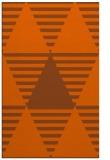 rug #1158551 |  red-orange rug