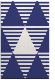rug #1158567 |  blue graphic rug
