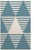rug #1158579 |  white retro rug