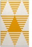 rug #1158623 |  light-orange popular rug