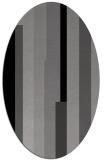 rug #1159921 | oval graphic rug