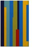 rug #1160143 |  blue stripes rug