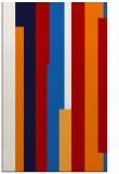 rug #1160367 |  red retro rug